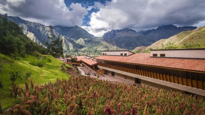 explora Valle Sagrado view