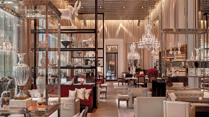 Baccarat Hotel New York