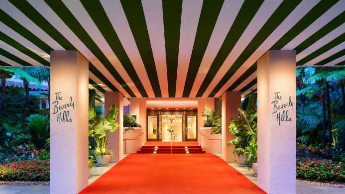 Celebrity-Approved Hotels in Beverly Hills