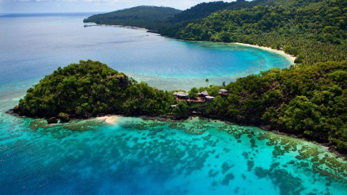 Private Plane to Laucala Island