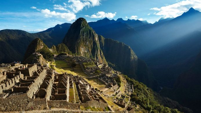 Hike the Inca Trail to Belmond Sanctuary Lodge