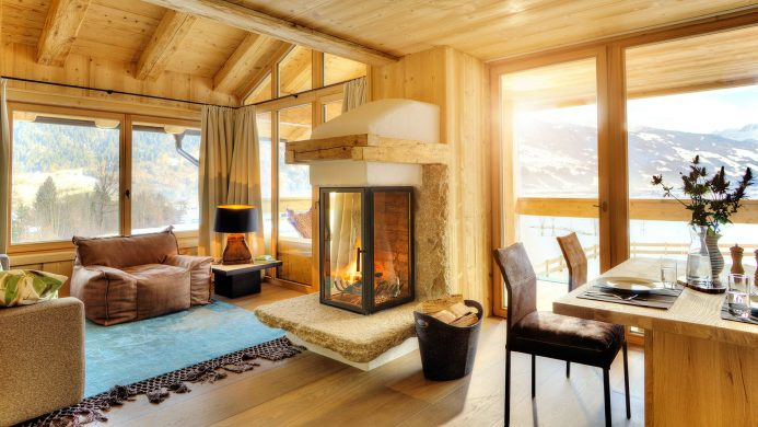 Get Cozy at These Hotels with Fireplaces