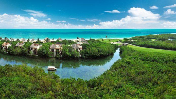 Fairmont Mayakoba, Riviera Maya