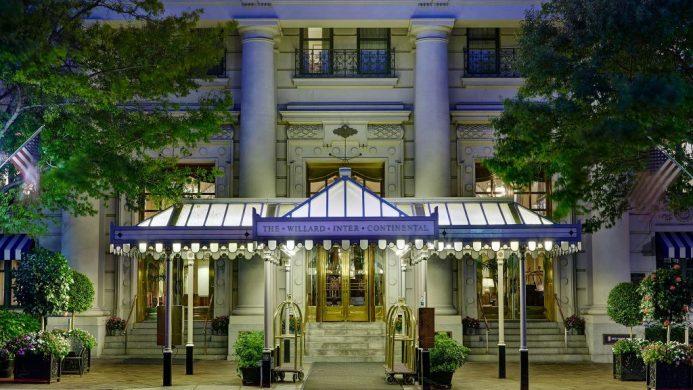 The Willard InterContinental Washington D.C.
