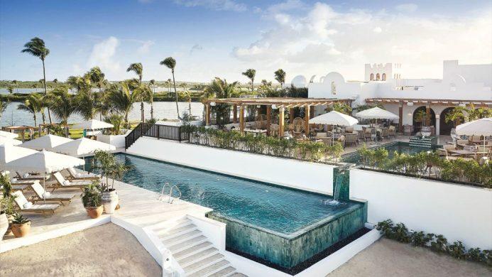 Belmond Cap Juluca pool