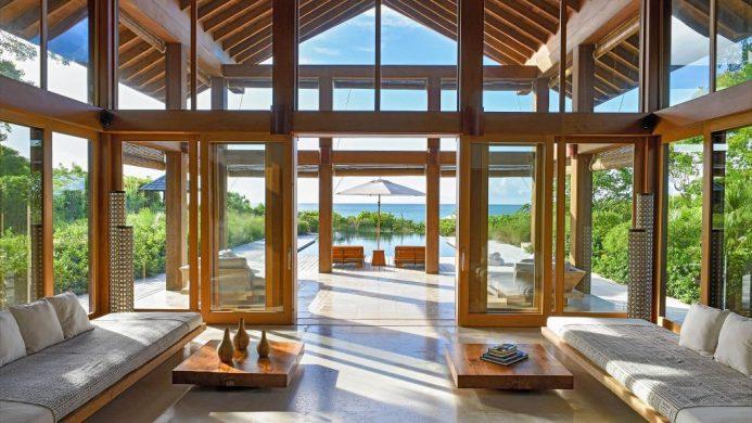 COMO Parrot Cay villa