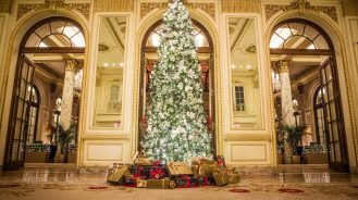 best christmas hotels