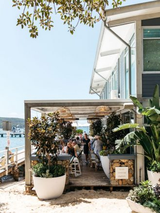 The Boathouse, Sydney