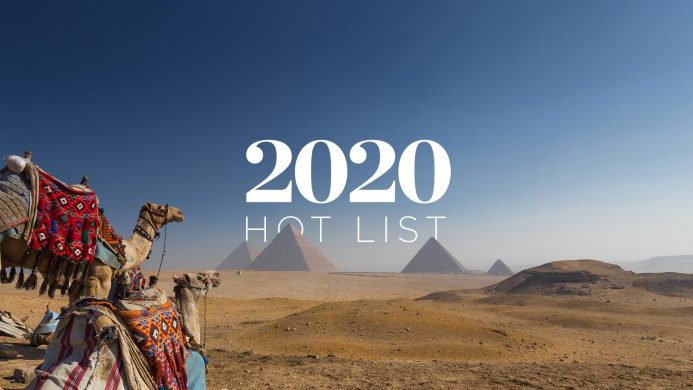 10 Best Places to Go in 2020