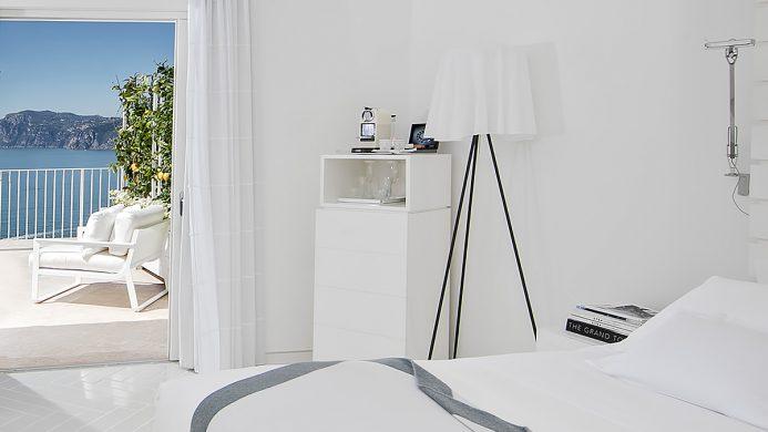 Casa Angelina bedroom