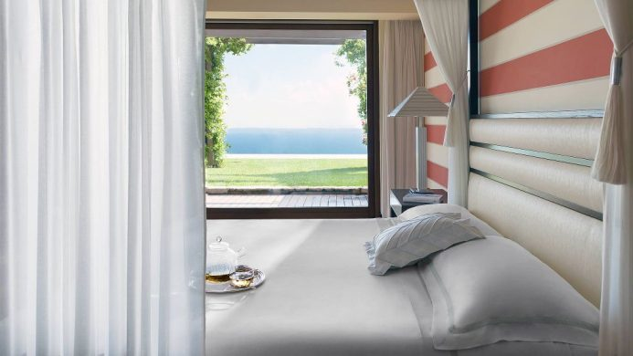 Lefay Resort & SPA Lago di Garda room
