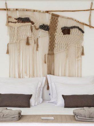 Suites et villas exclusives blanches