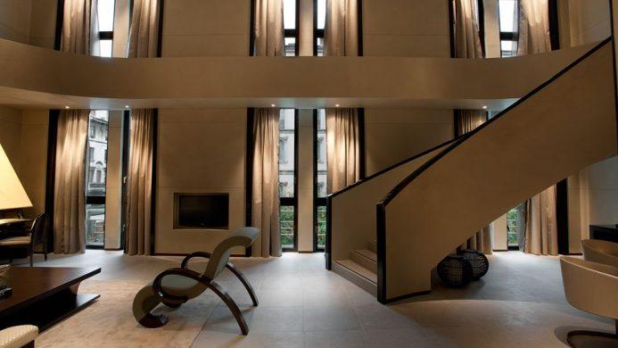 Armani Hotel Milano suite