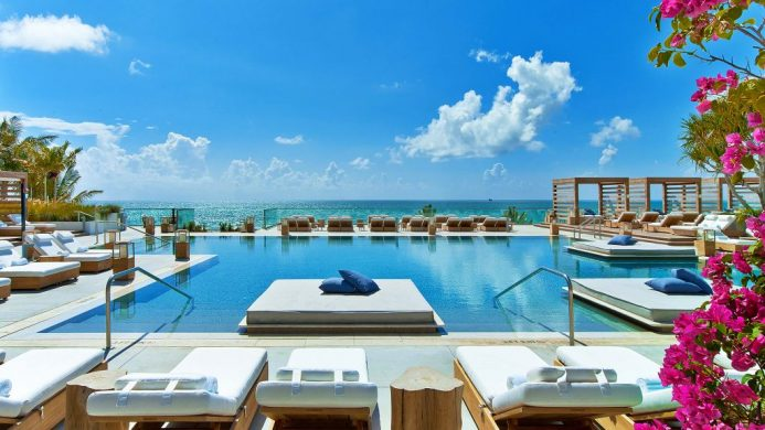 1 Hôtel South Beach