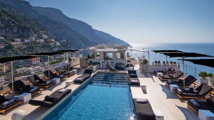 Villa Franca pool