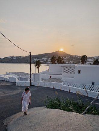 Ornos Bay Mykonos