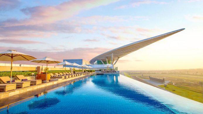 The Meydan Hotel, Dubai