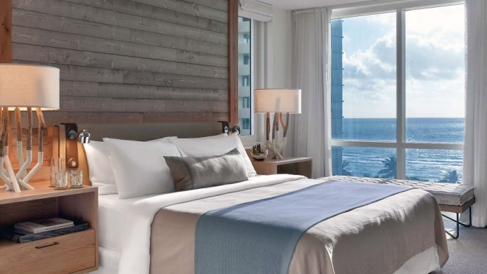 1 Hotel South Beach's Ocean View King Room