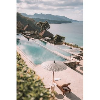 East Bali by Michelle Halpern