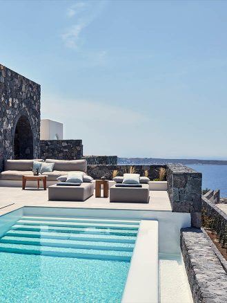 2021 Kiwi Collection Awards - Best Boutique Hotel - Canaves Oia Epitome