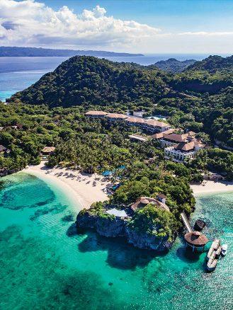 2021 Kiwi Collection Awards - Best Beach Hotel - Shangri-La's Boracay Resort & Spa