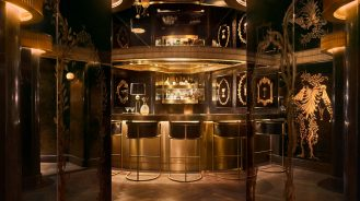 speakeasies inside hotels